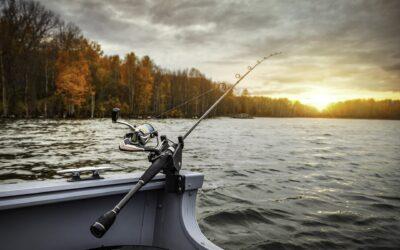 Sæt den helt rette fiskestang på ønskelisten