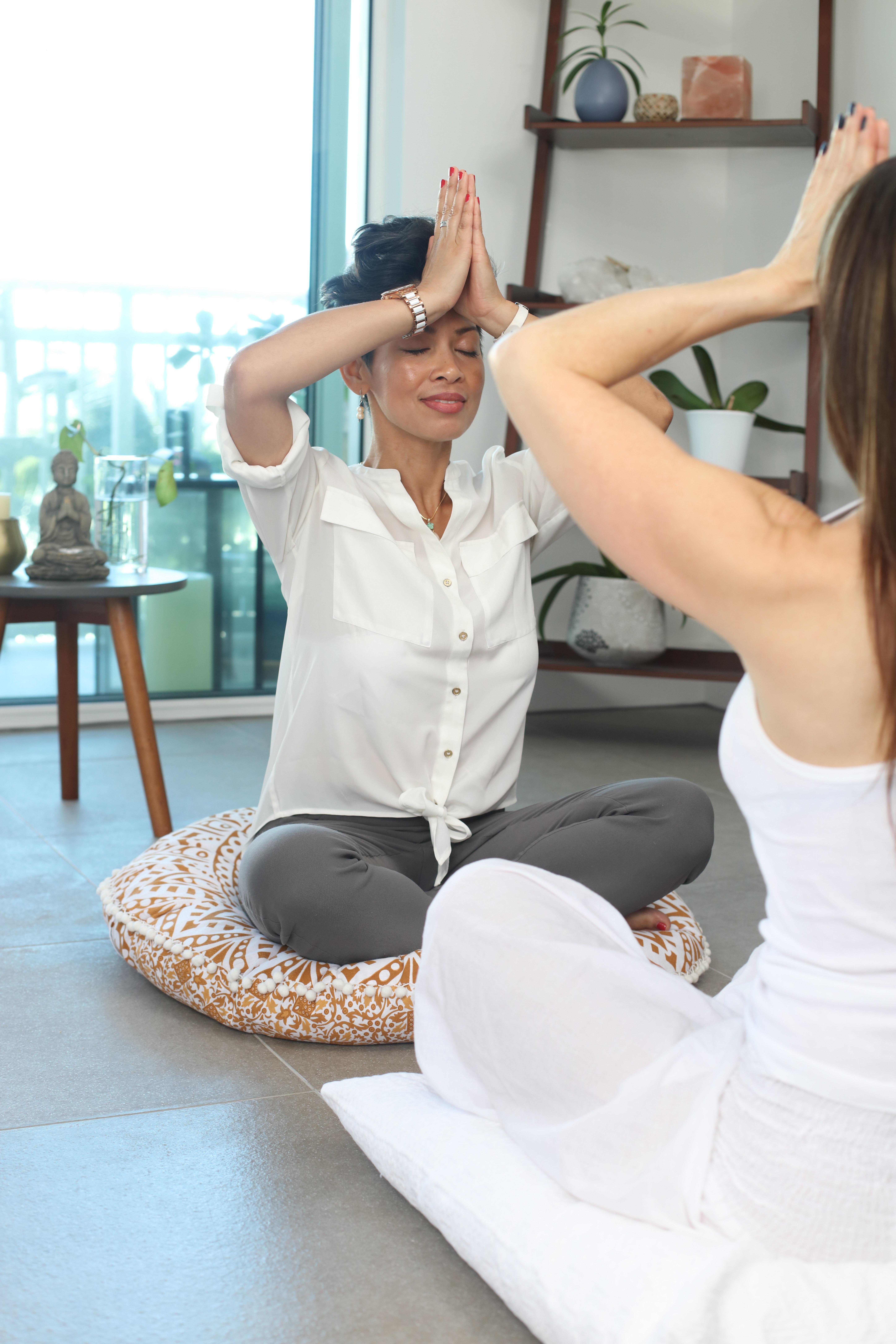 Meditationspuder – få maksimal komfort