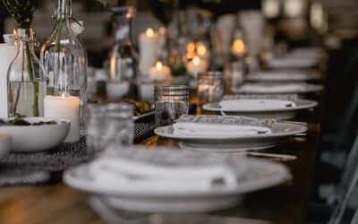 Skal du planlægge et festligt arrangement? Få gode råd her
