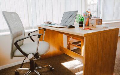 Sådan opnår du mest mulig komfort i løbet af arbejdsdagen